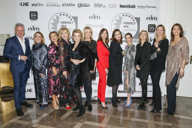 Gala Perfect SPA Awards 2018 gwiazdy