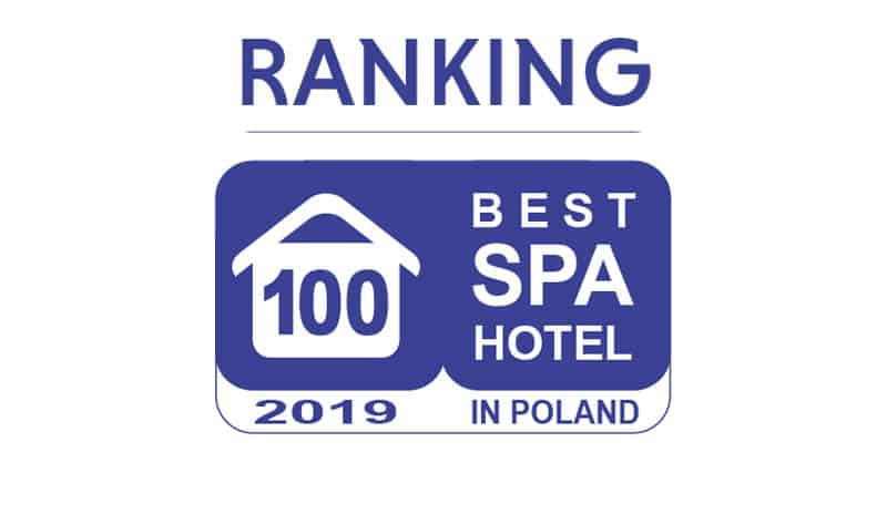 Ranking 100 Best SPA Hotels 2019